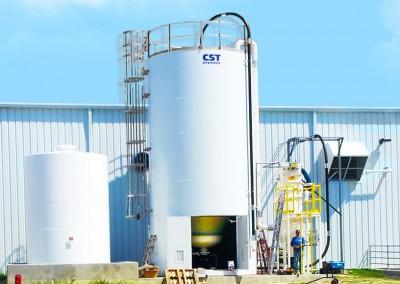 Calcium Carbonate Pneumatic Convey System