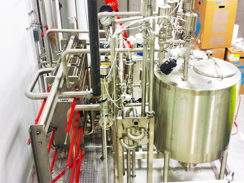 Aseptic Blending Project