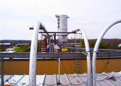 Sugar Rail Unload System